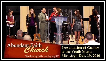 Abundant Faith Church